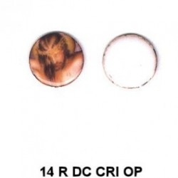 Jesucristo 14m.m. diametro