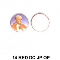 Papa Jua Pablo II 14m.m. diametro
