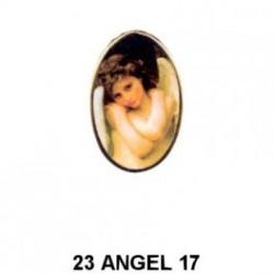 Angel NIÑA Oval 23 m.m.