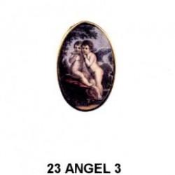 Esmalte Angelitos en Oval 23 m.m.