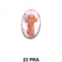 Niño de Praga Oval 23 m.m.