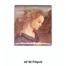 Virgen Filipoli 44x46 m.m.