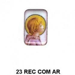 niño comunión rectangular 23 m.m.
