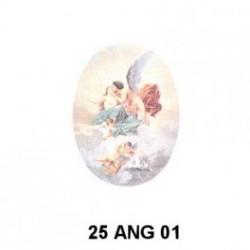 Angel Oval 25 mm