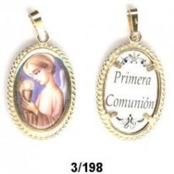 Bocel plata comunion