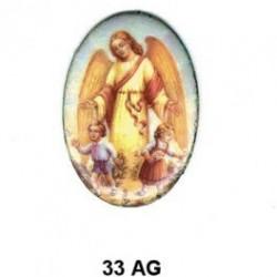 Arcangel Gabriel Oval 33 m.m.